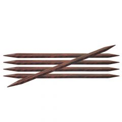 KnitPro Cubics double-pointed needles 20cm 4.5-8.0mm - 3pcs