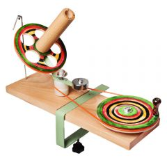 Knitpro Wool yarn winder with table clasp - 1pc