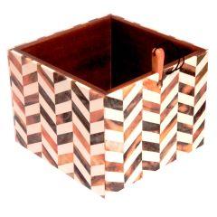 KnitPro Yarn box pearly - 1pc