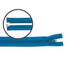 Separating coil zipper nylon 60cm - 5pcs