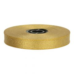 Ribbon Gold or silver 15mm  -  30m