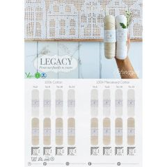 Scheepjes Legacy shop poster A2-size - 1pc