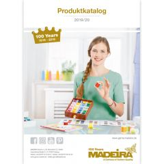 Madeira Product catalogue 2019-2020 - 1pc