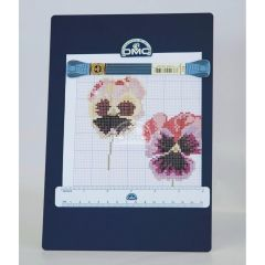 DMC Magnetic board incl. 2 magnets 18x26 cm - 1pc