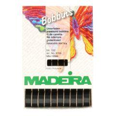 Madeira Bobbins no.150 50x120m