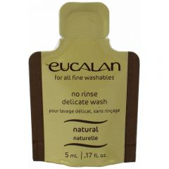 Eucalan Natural sample 5ml - bag 50pcs