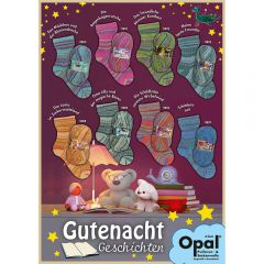 Opal Gutenachtgeschichten assortment 5x100g - 8 col. - 1pc
