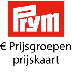 Prym Price list (grouped) per 01-01-2018 - Price list -1p