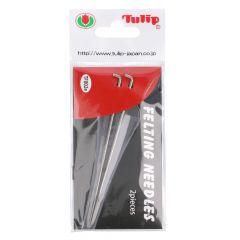 Tulip Felting needles - 3pcs