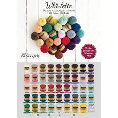 Scheepjes Whirlette shop poster A2-size - 1pc