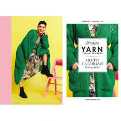 YARN The After Party no.103 Go-To Cardigan - 20pcs