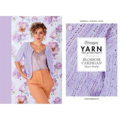 YARN The After Party no.114 Blossom Cardigan - 20pcs