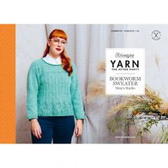 YARN The After Party no.123 Bookworm Sweater - 20pcs