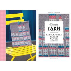 YARN The After Party no.126 Skyscrapers Tablet Cvr - 20pcs