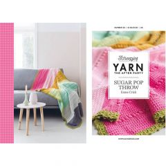 YARN The After Party no.38 Sugar Pop Throw - 20pcs