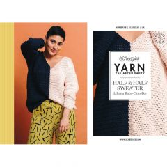 YARN The After Party nr.88 Half & Half Sweater - 20pcs