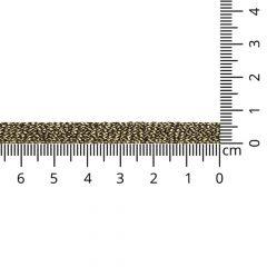Lurex trim 6mm - 25m