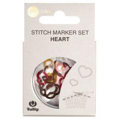 Tulip Stitch markers set - 5pcs