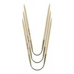 Addi CraSyTrio bamboo 24cm 2.00-5.00mm - 5pcs