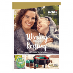 Addi Book winding instead of knitting - 1pc