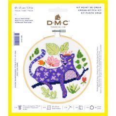 DMC Embroidery kit 15cm - 3pcs