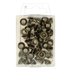 MMJZ Eyelet 5mm-50 3,95- 5 boxes