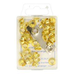 MMJZ Eyelet+ tool 5½-40  3,95  - 5 boxes