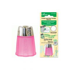 Clover Thimble protect and grip - 3pcs