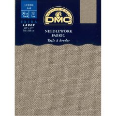 DMC Embroidery linen 12-ply 50x68cm - 1pc - 3782
