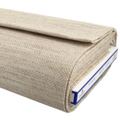 DMC Aida fabric linen 5.5 - 14 count 110cm - 5m - ECRU