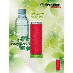 Gütermann Leaflet rPET sew-all thread - 1pc