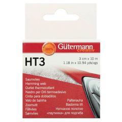 Gütermann HT3 hemming web 3cm - 10m