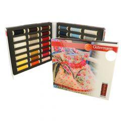 Gütermann Sewing thread album 42x100m 42 colours - 1pc