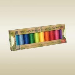 Gütermann Sewing thread set sew-all rPET 10x100m - 1pc