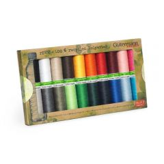 Gütermann Sewing thread set sew-all rPET 20x100m - 1pc - 1