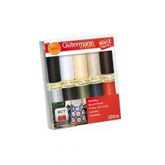 Gütermann Sew-all thread set 10x100m - 1pc