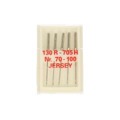 Sewing machine needles jersey no. 70-100 - 10pcs