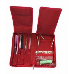 KnitPro Aspire case for assorted needles-hooks - 1pc