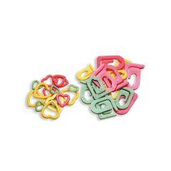 Seeknit Memoric stitch markers - 3x30pcs