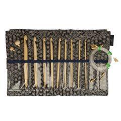 Seeknit Shirotake interch. crochet hook set 14cm - 1pc