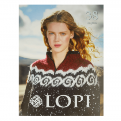 Lopi Book no.38 English - 1pc