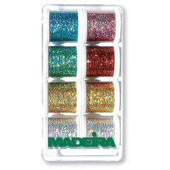 Madeira Spectra holographic embroidery thread 8x100m - 1pc