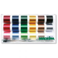 Madeira Rayon no.40 embroidery thread 18x200m - 1pc