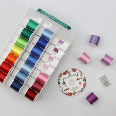 Madeira Rayon no.40 embroidery kit - 1pc