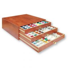 Madeira Treasure chest Rayon 180x200m + several thread - 1pc