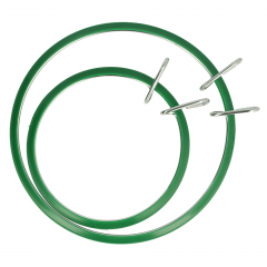 Madeira Embroidery Hoop 13-18cm - 1pc