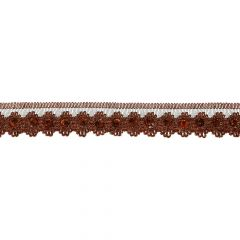 French ribbon sequined 20mm - 9m