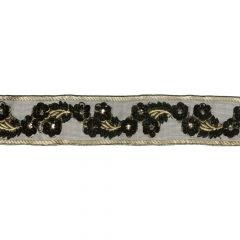 French ribbon sequined 45mm - 9m