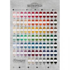 Scheepjes Metropolis shop poster A2-size - 1pc