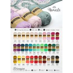Scheepjes Namaste shop poster A2 size - 1pc